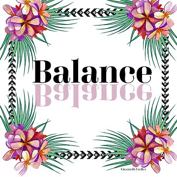 Balance  - Self Love Club Collection by CoHut