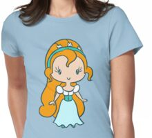 Thumbelina - Lil' CutiE Womens Fitted T-Shirt