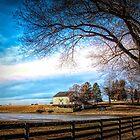 Crebilly Farm, West Chester, Pennsylvania USA by Polly Peacock