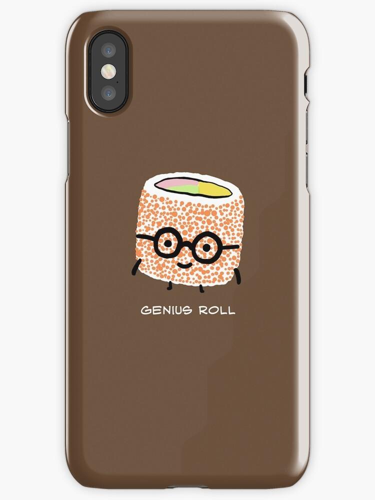 Genius Roll by Jenn Inashvili