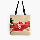 Christmas Cactus Tote by Shulie1