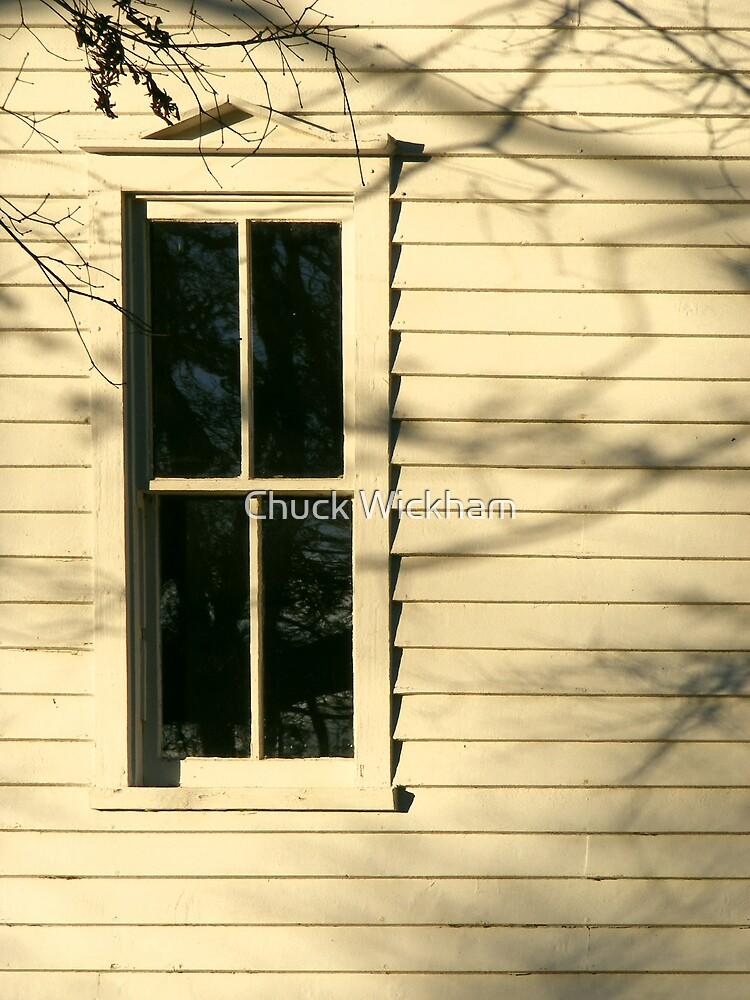 CHURCH WINDOW by Chuck Wickham