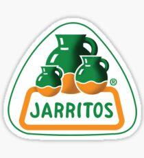 Jarritos Mexican Sodas Label Sticker