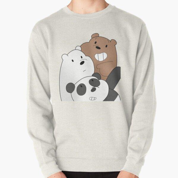 We bare Bears Sudadera sin capucha