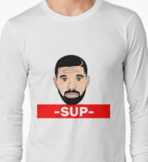 SUP- Mannerly 6 World I Phone Graphic Design Long Sleeve T-Shirt