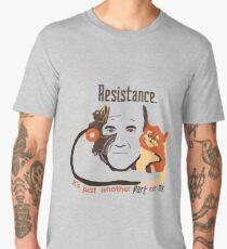 Resistance Men's Premium T-Shirt
