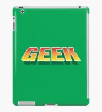 8-bit Geek iPad Case/Skin