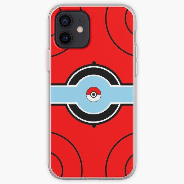 Pokemon Kalos Region Pokedex iPhone Soft Case