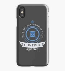 Control Life V1 iPhone Case