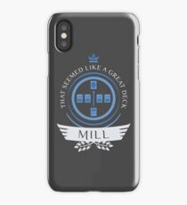 Mill Life iPhone Case