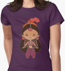 Princess Yum Yum - Lil' CutiEs Womens Fitted T-Shirt