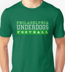 Philadelphia Underdogs Football T-Shirt Unisex T-Shirt