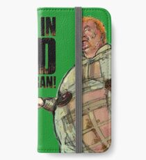 Bring in FEYD and Rabban! iPhone Wallet/Case/Skin