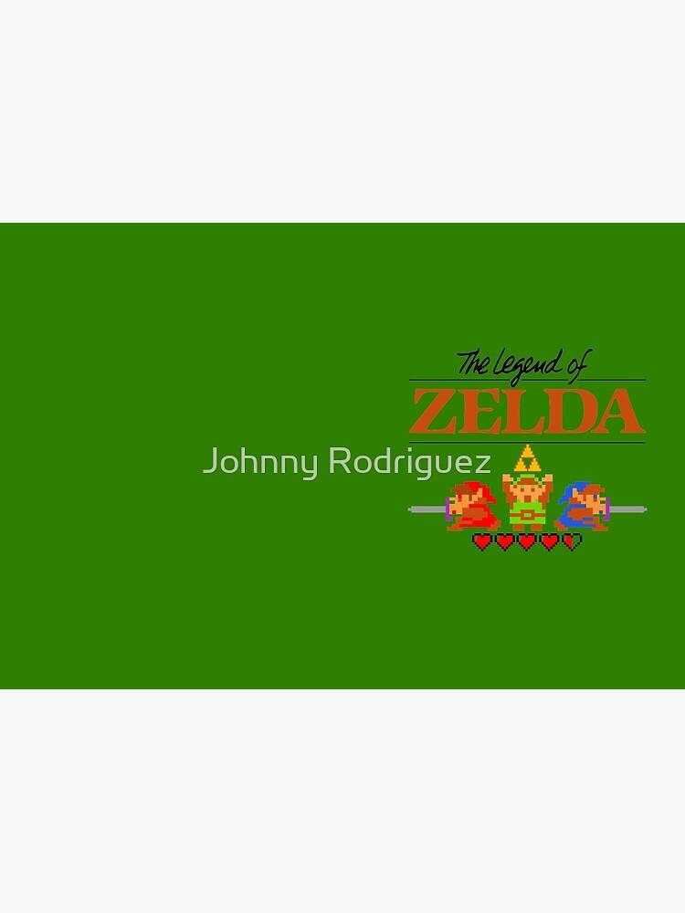 Die Legende von Zelda Ocarina der Zeit 8 Bit von johnnyr1108