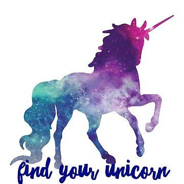 Find your Unicorn by CrispyTina