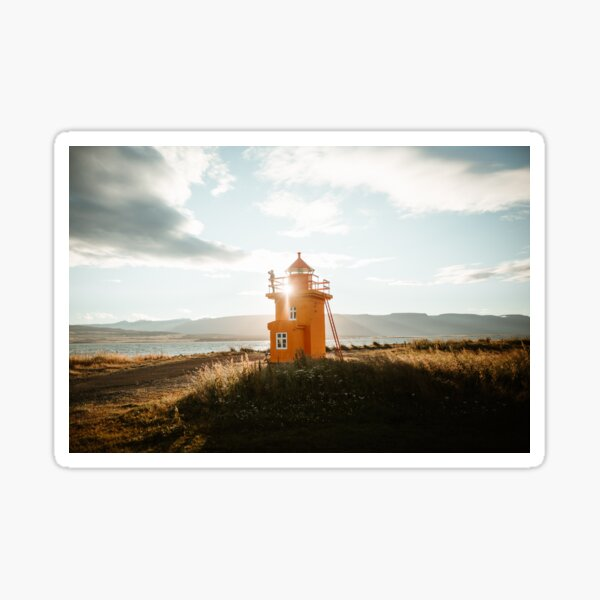 Northern Lighthouse Sticker
