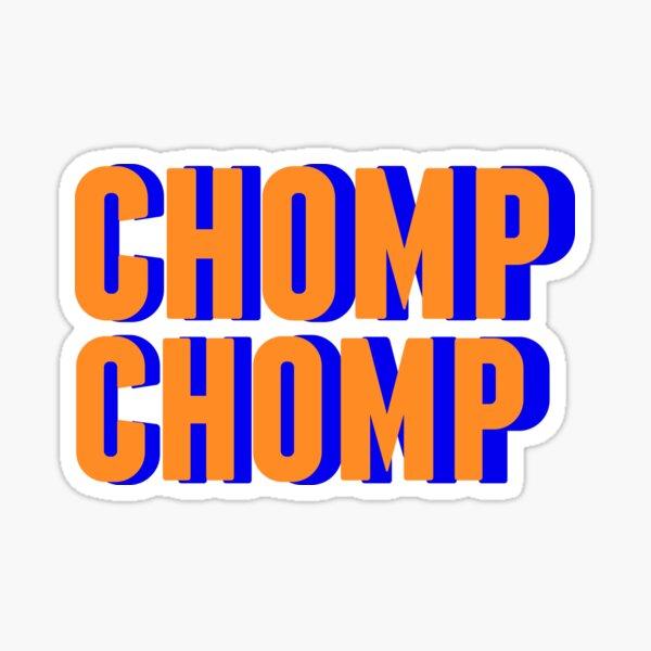 Chomp Chomp Sticker