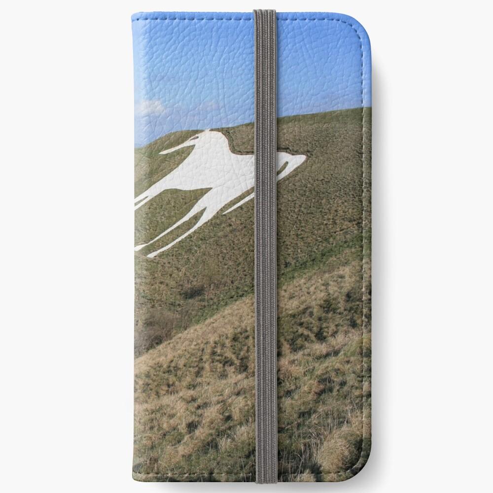 White Horse, Westbury iPhone Wallet