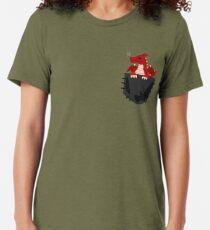 i've got a dragon in my pocket Tri-blend T-Shirt