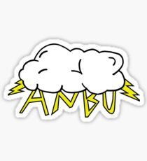 ANBU GANG Sticker