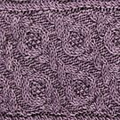 Crossways Cable - Rose by Marsha White