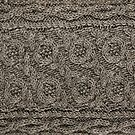 Crossways Cable - Taupe by Marsha White