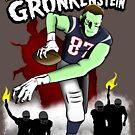 Gronkenstein by zork40