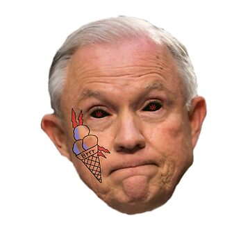 Attorney General, Jeff Sessions  by vietnamhobo