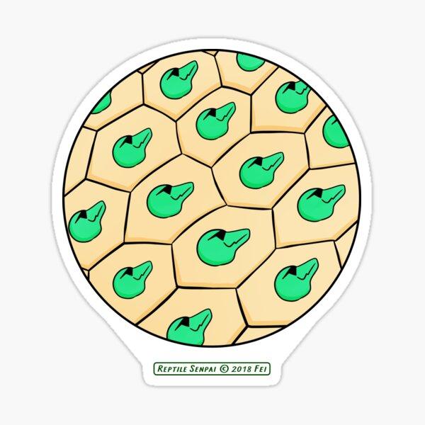 Reptile Senpai S02E07 Sticker