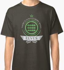 Elves Life V1 Classic T-Shirt
