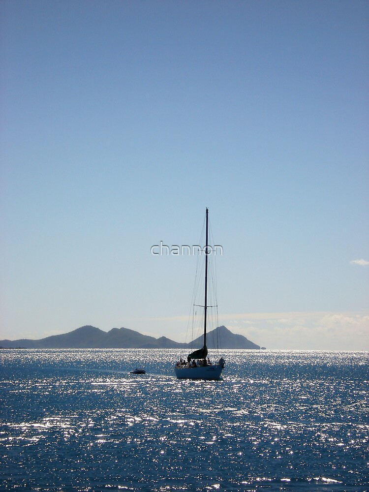 Sailing spirit by channon