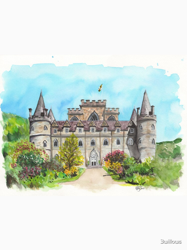 Castillo de Inveraray de 3willows