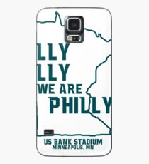 Philadelphia Eagles Super Bowl LII Shirt  Case/Skin for Samsung Galaxy