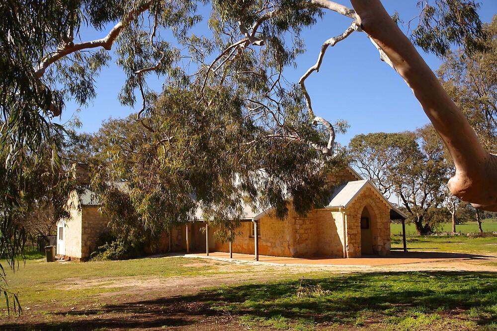 West Australian Country  Church by georgieboy98