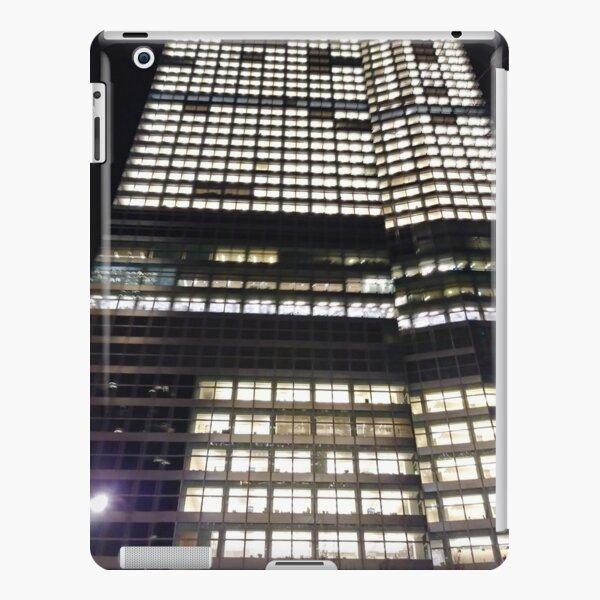 Street, City, Buildings, Photo, Day, Trees, New York, Manhattan, Brooklyn iPad Snap Case