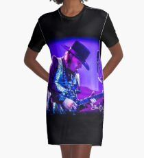 Stevie Ray Vaughan - Tightrope  Graphic T-Shirt Dress