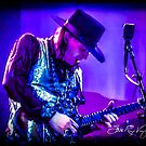 Stevie Ray Vaughan - Tightrope  by Glenn Feron