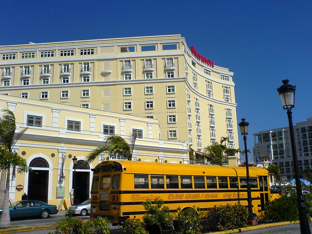 Porto Rico by Diane Ball