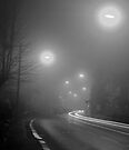 A foggy night in Bolton by Stephen Knowles