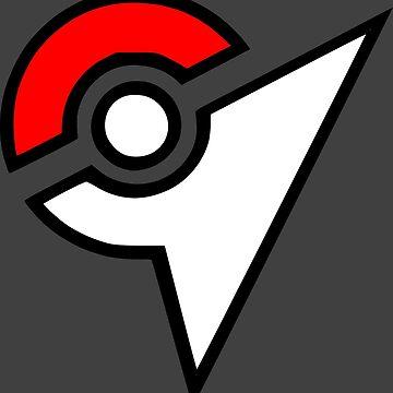 Pokemon - Gym Logo by holycrow