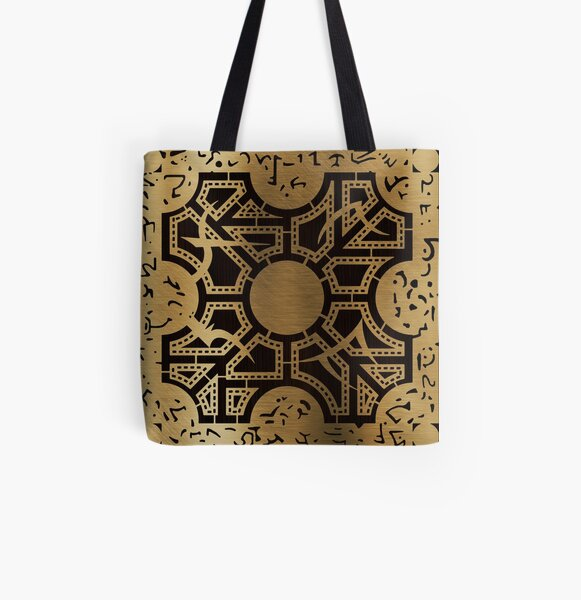Lament Configuration Side D All Over Print Tote Bag