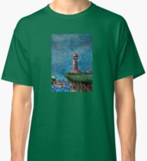Date Night at the Museum Lighthouse Classic T-Shirt