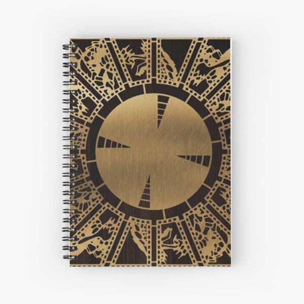 Lament Configuration Side A Spiral Notebook