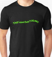 Camiseta ajustada Tribu llamada réplica de secuencia de comandos de teoría de baja gama