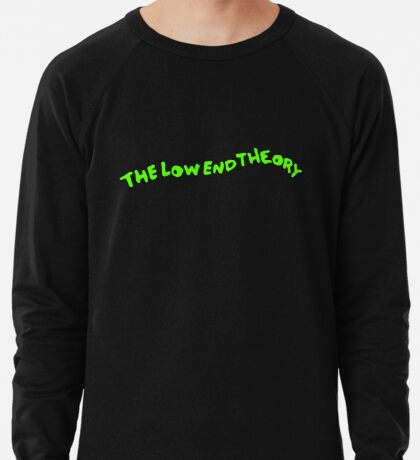 Tribe called quest low end theory script replica  Lightweight Sweatshirt