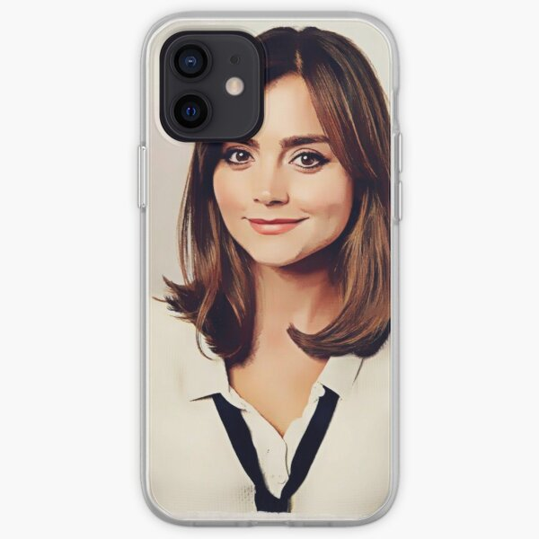 Miss Oswald iPhone Soft Case