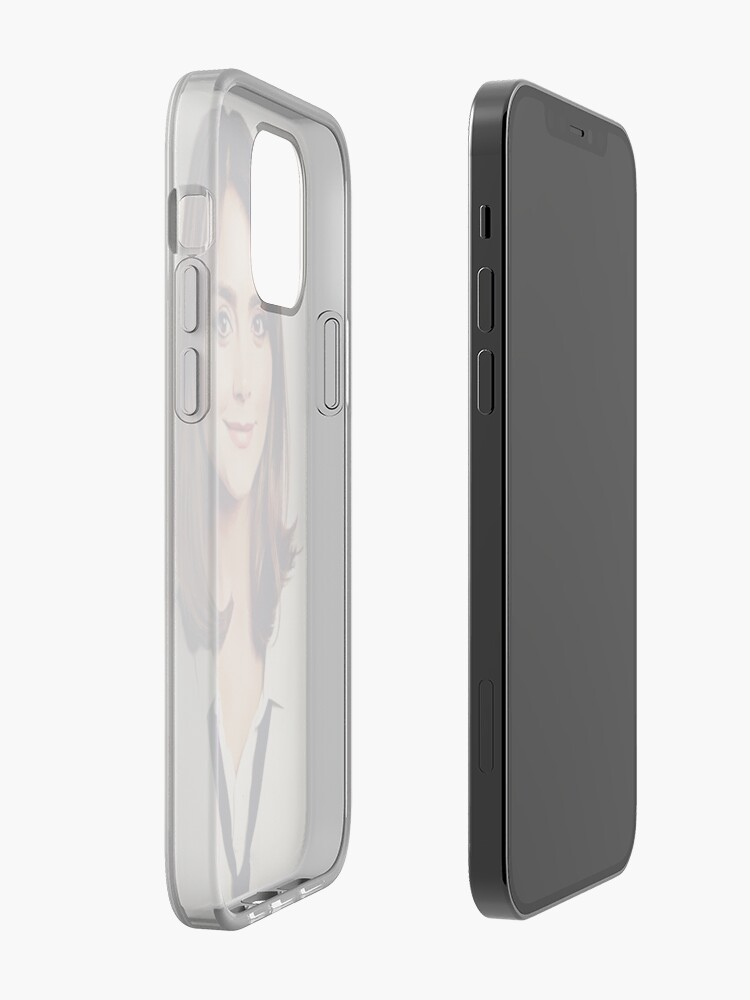 Alternate view of Miss Oswald iPhone Case & Cover