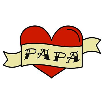 Sailor Baby - PAPA by RunLNC