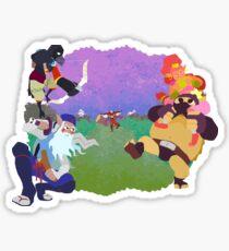 The Scattered Hero - Boko Sticker