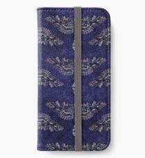 Deathshead Moth and Skulls iPhone Wallet/Case/Skin